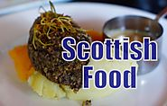 Sample some excellent Scottish food and drink