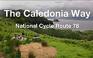 Explore the Caledonia Way - National Cycle Route 78