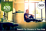 How to meet other pot smokers? Make new friends who like to get stoned.
