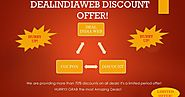 Dealindiaweb Discount Coupon Holi Special Offer !!