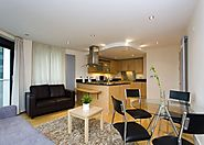 Millharbour 8 One Bedroom Serviced Apartment, London Holiday Apartments - RatedApartments