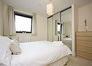 Millharbour 12 One Bedroom Serviced Apartment, London Serviced Apartments - RatedApartments