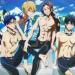 Anime Review: Free! Iwatobi Swim Club Ep. 3