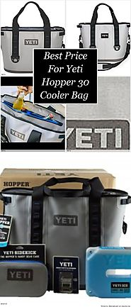 Yeti Hopper 30 Cooler Bag