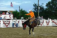 Cowtown Rodeo, Pilesgrove, NJ