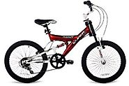 Kent Super 20 Boys Bike (20-Inch - Ages 7-9)