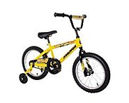 Dynacraft Magna Major Damage Boy's Bike (16-Inch - Ages 5-8)
