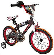 Hot Wheels Boy's Bike (16 Inch - Ages 5-8)