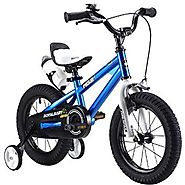 RoyalBaby BMX Freestyle Kids Bikes - Various Sizes for Various Ages