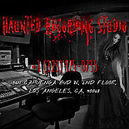Haunted Recording Studio