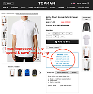 Topman vs. Next: who has the best purchase journey UX?