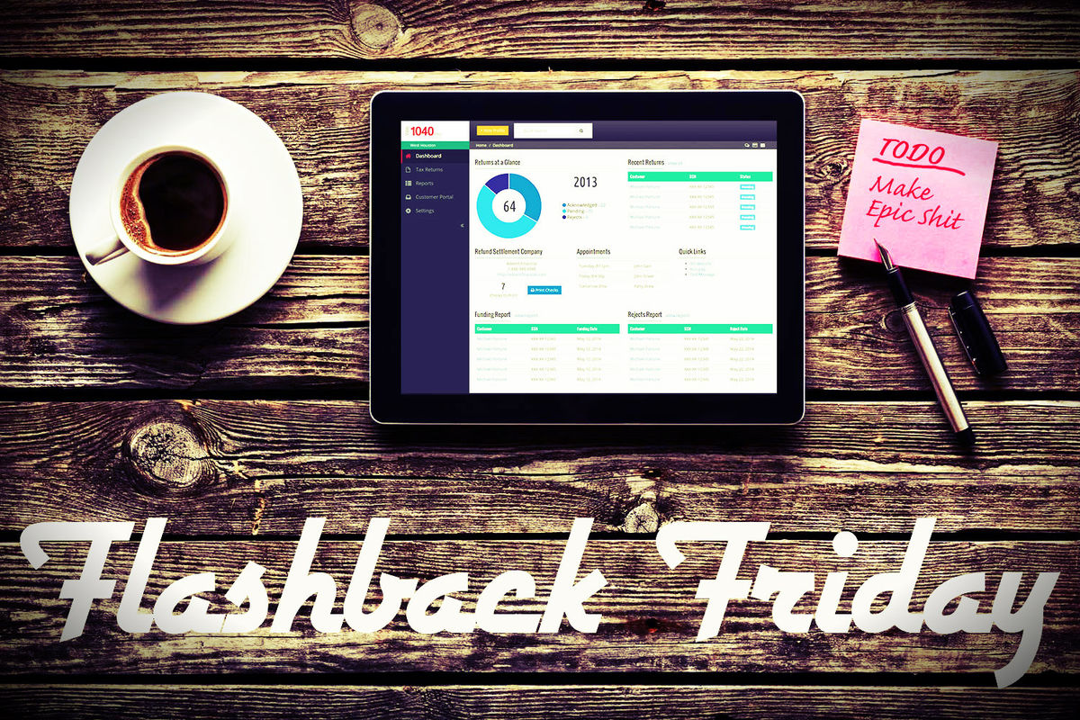 Headline for Flashback Friday (Mar 7-11 ): Best Articles in UX, Design & Ecommerce This Week