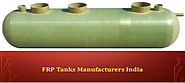 Which Anti Corrosive Resins are Used by FRP Tanks Manufacturers India?