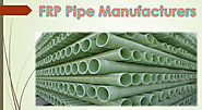 FRP Pipe Manufacturing Process Demystified