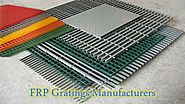 FRP Gratings Manufacturers Making GRP and FRP Materials In-House