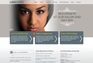 Lisa Marie | WordPress Hair Salon Theme