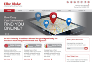Elbe Blake: WordPress Marketing Theme