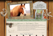 Colin | WordPress Farm Theme | Farm Websites