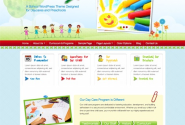 Anneliese | WordPress School Theme | Daycare WordPress Theme