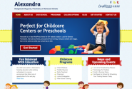 Alexandra | Kids WordPress Theme for Daycares and Preschools