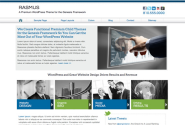 Rasmus | Business WordPress Theme | Genesis Child | Business