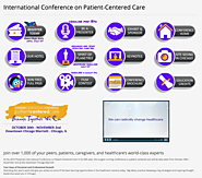 Planetree International Conference on Patient Centered Care- Chicago, Oct 20-Nov 2, 2016