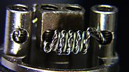 Clouds with flavor EP: 1 staged multi-strand coil