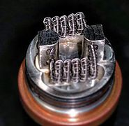 Clouds with flavor EP:2 the haystack coil ( aka the ugly stick)