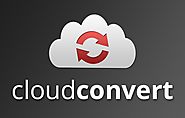 CloudConvert - convert anything to anything