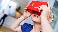 McDonald's Is Now Making Happy Meal Boxes That Turn Into Virtual Reality Headsets