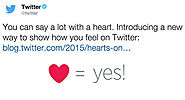 Has Twitter's Switch to Hearts Worked? Here's The Data