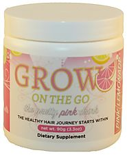 Grow On The Go - Hair Growing Help That Tastes Great