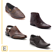 Genuine Leather Shoes Online | Egoss