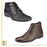 Buy Casual Leather Shoes Online for Men | Egoss