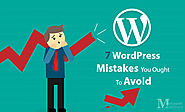 Need To Avoid 7 Common WordPress Mistakes | Metizsoft