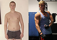 4 Year Skinny-Fat Transformation