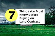 Buying a house on Land Contract. Everything you need to know.