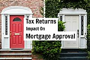What impact do my tax returns have on buying a house? | Mortgage