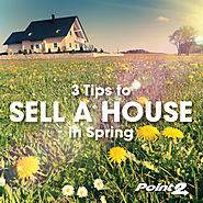 3 Tips to Sell a House in Spring