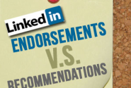 LinkedIn Endorsements vs. Recommendations