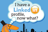 Your Four Steps To Success On LinkedIn [INFOGRAPHIC]