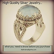 High Quality Silver Jewelry
