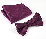 Cufflinks, Pocket Squares & Ties - For Every Gentleman's Attire!