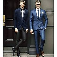 Stylish Skinny Ties add Style to Mundane Attire and Gives a Smart Look