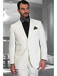 Trend Setting And Exclusive White Suits For Men Wedding