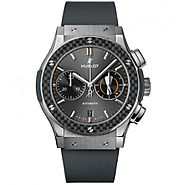 Luxury Replica Hublot Classic Fusion Chronograph UEFA Europa League Watch 521.NQ.7029.RX.UEL17 For Sale