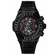 Luxury Replica Hublot Big Bang Unico World Poker Tour Limited Edition Watch 411.CX.1113.LR.WPT17 For Sale