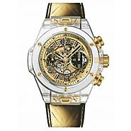 Luxury Replica Hublot Big Bang Unico Sapphire Usain Bolt For Only Watch 411.JX.4089.RT.OWM17 For Sale