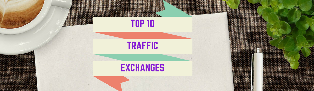 Headline for Top 10 Traffic Exchanges