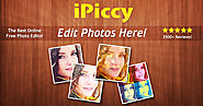 iPiccy Photo Editor